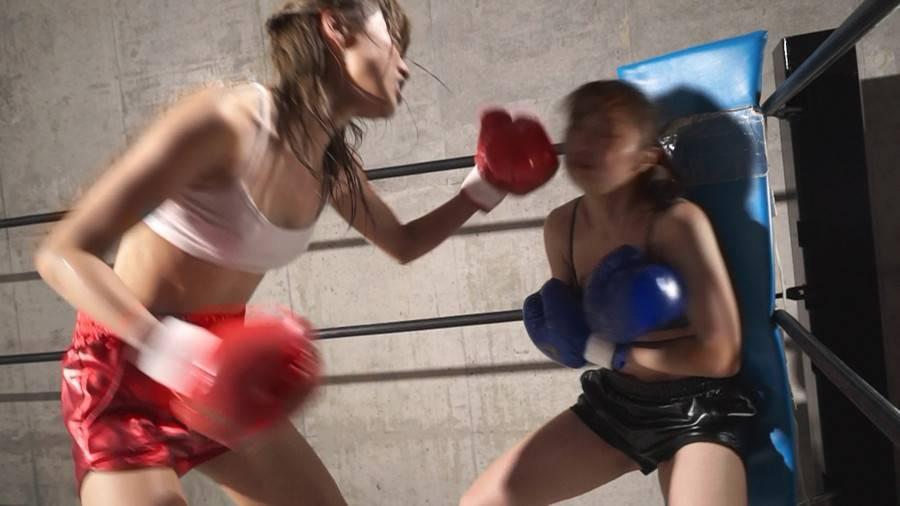 【HD】リバーシブル女子ボクシング 07【プレミアム会員限定】 サンプル画像10