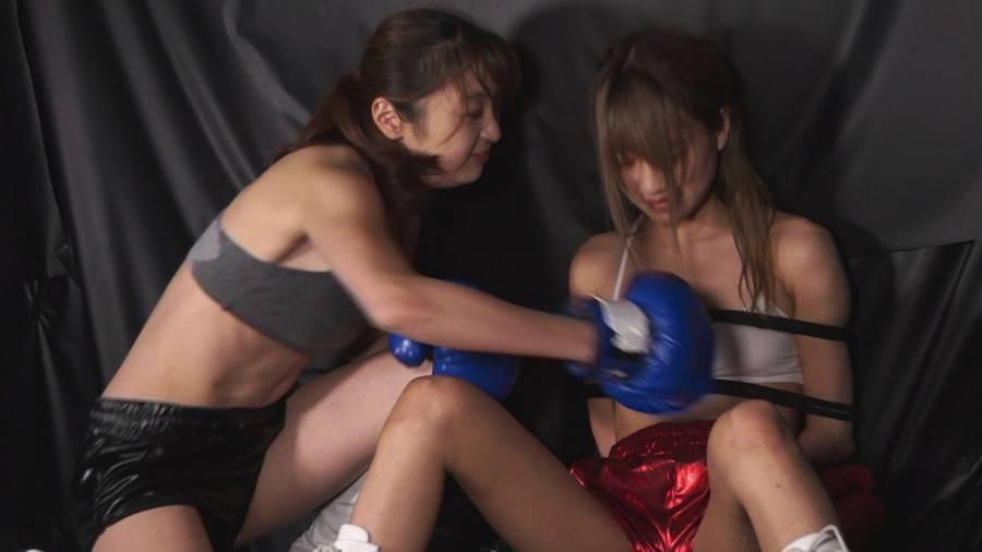 【HD】リバーシブル女子ボクシング 07【プレミアム会員限定】 サンプル画像11
