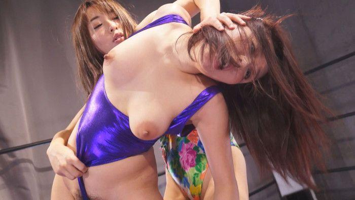 【HD】バトル リベンジシリーズ ザ・レズファイト3 サンプル画像02