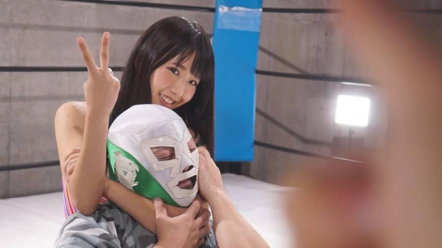 【HD】美少女レスラー陥落 -パートナーの前で堕ちるオンナ-vol.01 サンプル画像12