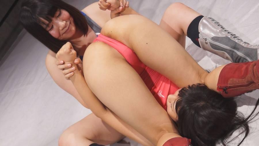 【HD】キューティーアイドルレスラー敗北 VOL.1 サンプル画像01