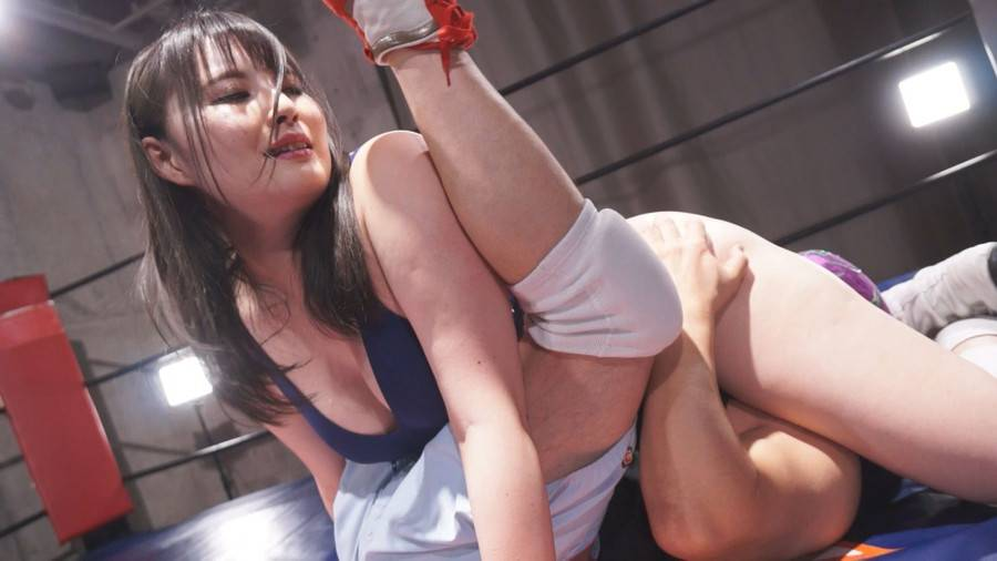 【HD】スターレスラーMIXファイト女勝ちVERSIONレッド No.1【プレミアム会員限定】 サンプル画像07