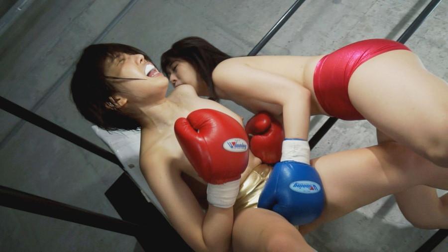 【HD】セクシー女子ボクシング 01【プレミアム会員限定】 サンプル画像08