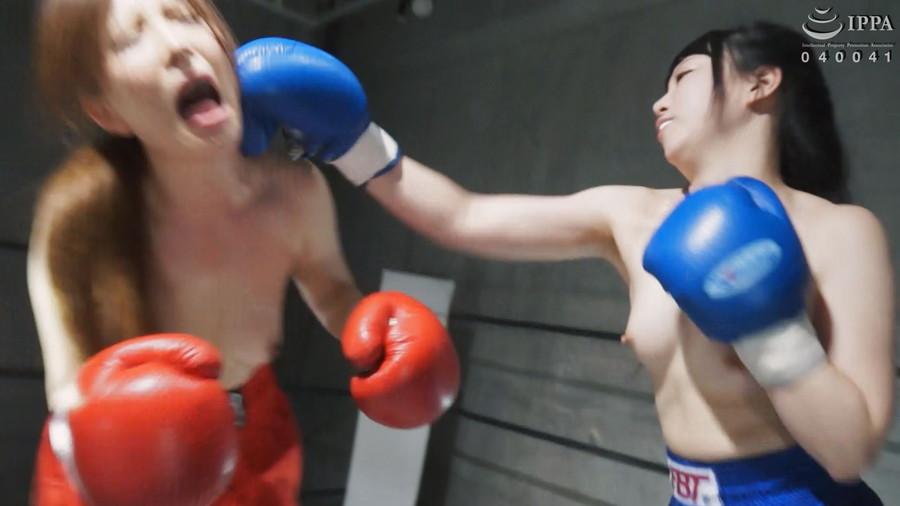 【HD】セクシー女子ボクシング 03【プレミアム会員限定】 サンプル画像07