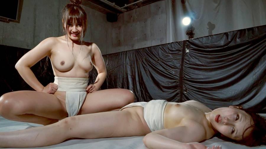 【HD】セクシー女子相撲 04【プレミアム会員限定】 サンプル画像01