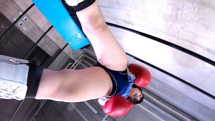 【HD】対面MIXボクシング02 サンプル画像10
