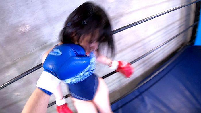 【HD】対面MIXボクシング02 サンプル画像12