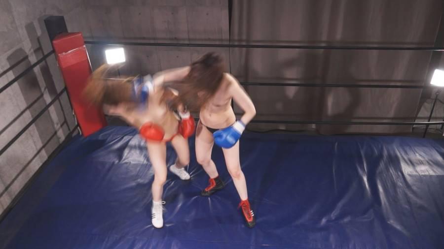 【HD】トップレスボクシングSPECIALファイト 2 サンプル画像08