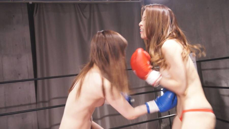 【HD】トップレスボクシングSPECIALファイト 2 サンプル画像10