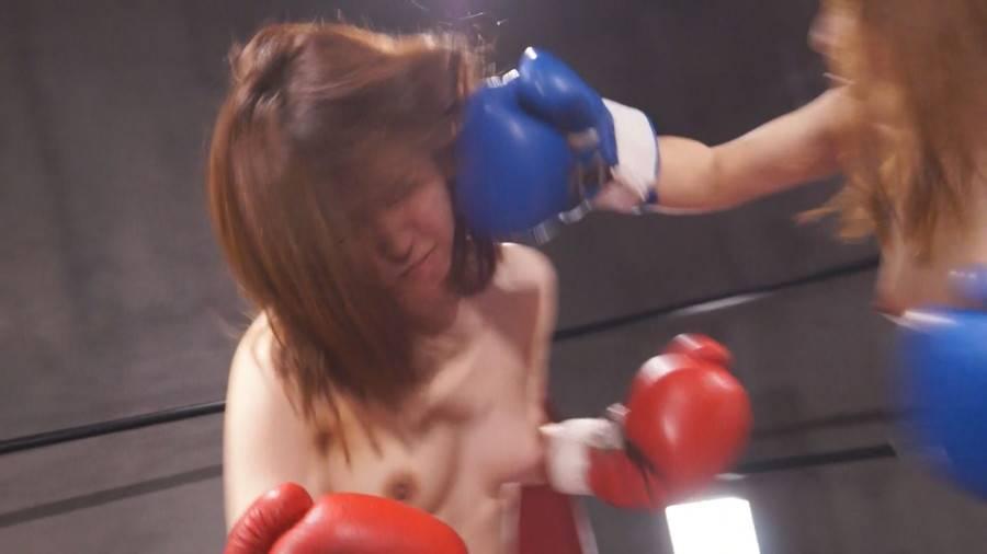 【HD】トップレスボクシングSPECIALファイト 3 サンプル画像05