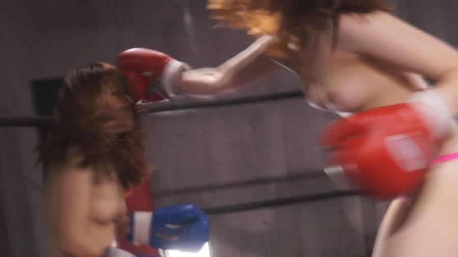 【HD】トップレスボクシングSPECIALファイト 3 サンプル画像06