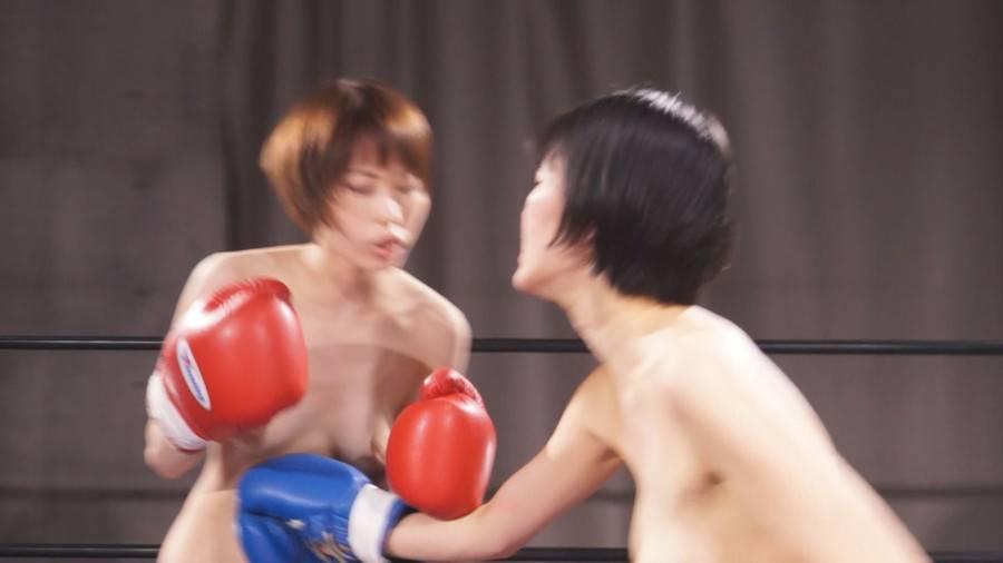 【HD】トップレスボクシングSPECIALファイト 6【プレミアム会員限定】 サンプル画像01