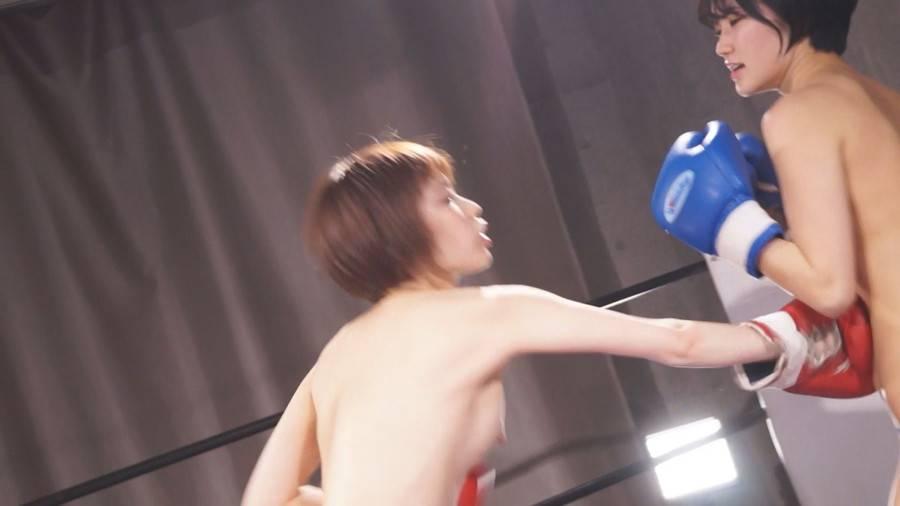【HD】トップレスボクシングSPECIALファイト 6【プレミアム会員限定】 サンプル画像02