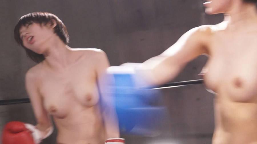 【HD】トップレスボクシングSPECIALファイト 6【プレミアム会員限定】 サンプル画像08