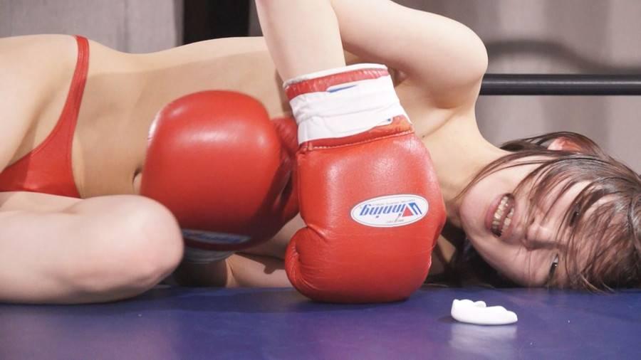 【HD】トップレスボクシングULTIMATE 1【プレミアム会員限定】 サンプル画像02
