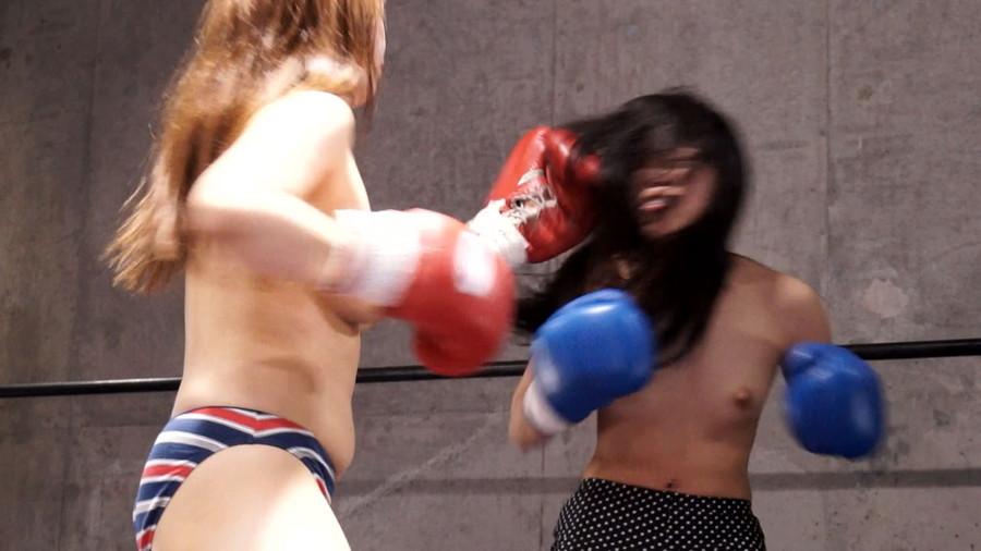 【HD】トップレスボクシングULTIMATE 2【プレミアム会員限定】 サンプル画像02