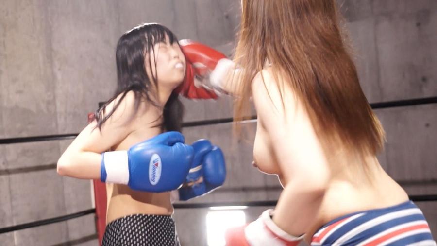 【HD】トップレスボクシングULTIMATE 2【プレミアム会員限定】 サンプル画像07