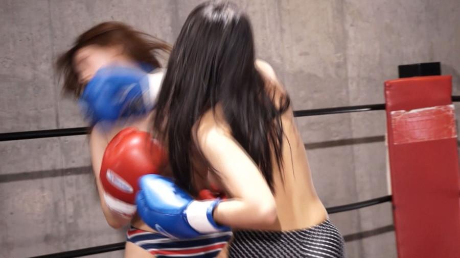 【HD】トップレスボクシングULTIMATE 2【プレミアム会員限定】 サンプル画像10