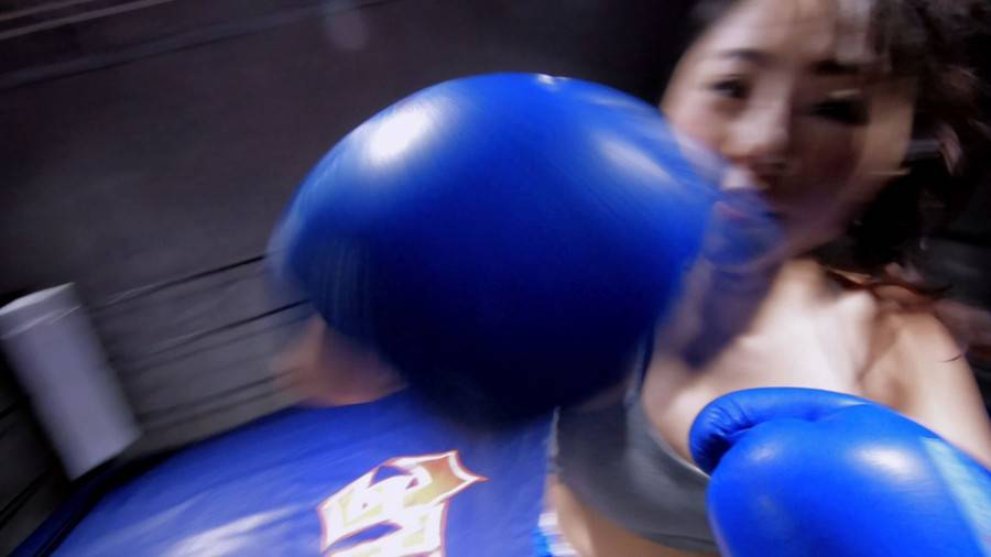 【HD】対面MIXボクシング 女勝ち 01 サンプル画像07