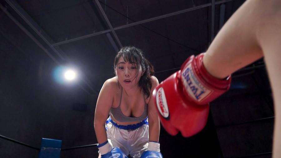 【HD】対面MIXボクシング 女勝ち 01 サンプル画像11