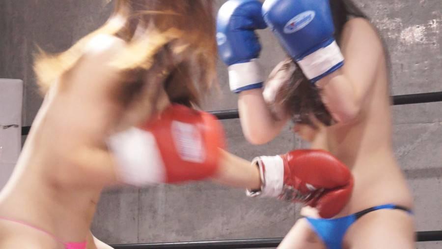 【HD】トップレスドミネーションボクシング 4【プレミアム会員限定】 サンプル画像04