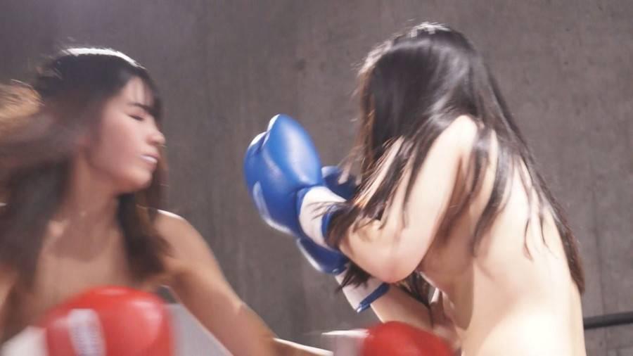 【HD】トップレスドミネーションボクシング 4【プレミアム会員限定】 サンプル画像08