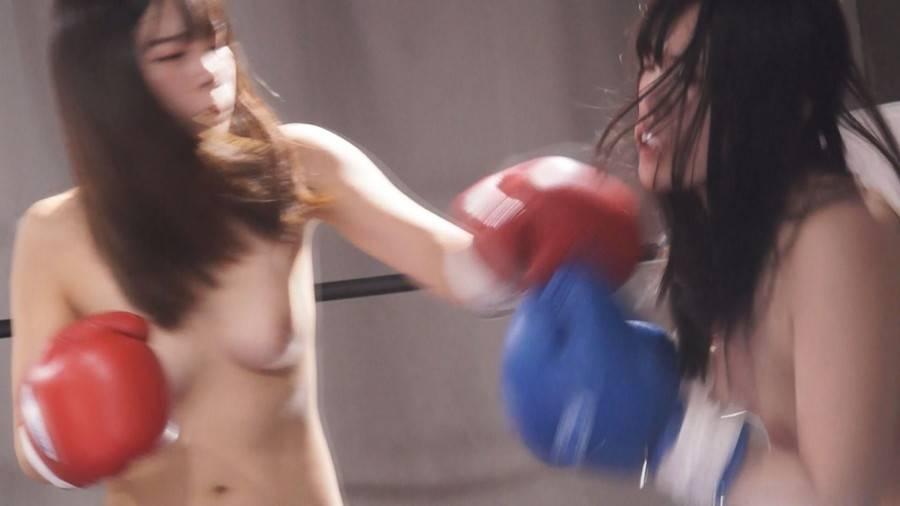 【HD】トップレスドミネーションボクシング 4【プレミアム会員限定】 サンプル画像10
