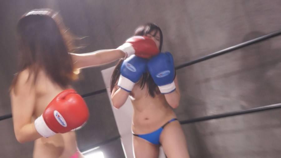 【HD】トップレスドミネーションボクシング 4【プレミアム会員限定】 サンプル画像11
