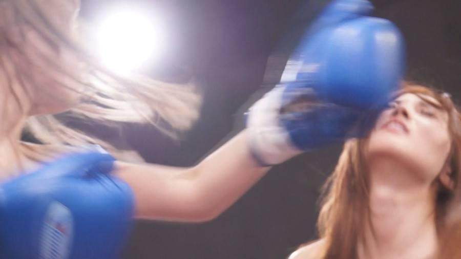 【HD】トップレスドミネーションボクシング 5【プレミアム会員限定】 サンプル画像02