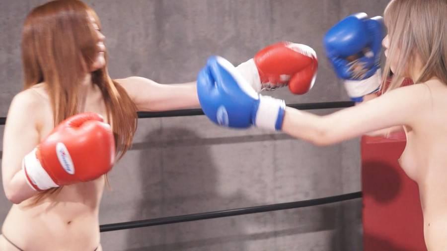 【HD】トップレスドミネーションボクシング 5【プレミアム会員限定】 サンプル画像03