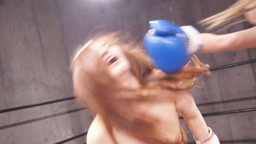 【HD】トップレスドミネーションボクシング 5【プレミアム会員限定】 サンプル画像05