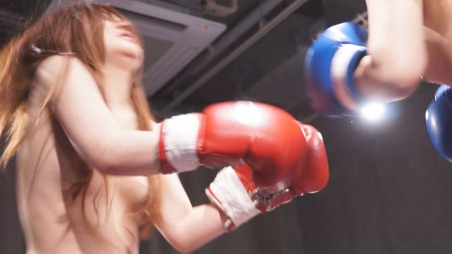 【HD】トップレスドミネーションボクシング 5【プレミアム会員限定】 サンプル画像09