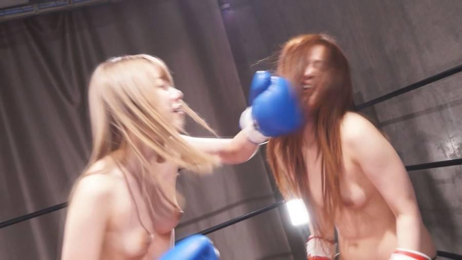 【HD】トップレスドミネーションボクシング 5【プレミアム会員限定】 サンプル画像10