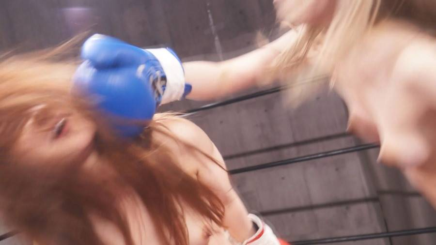【HD】トップレスドミネーションボクシング 5【プレミアム会員限定】 サンプル画像11