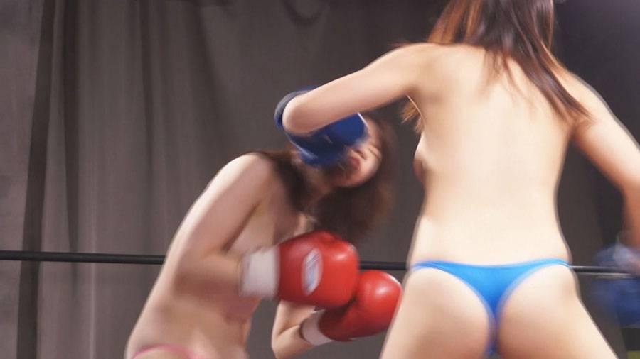 【HD】トップレスドミネーションボクシング 6【プレミアム会員限定】 サンプル画像02