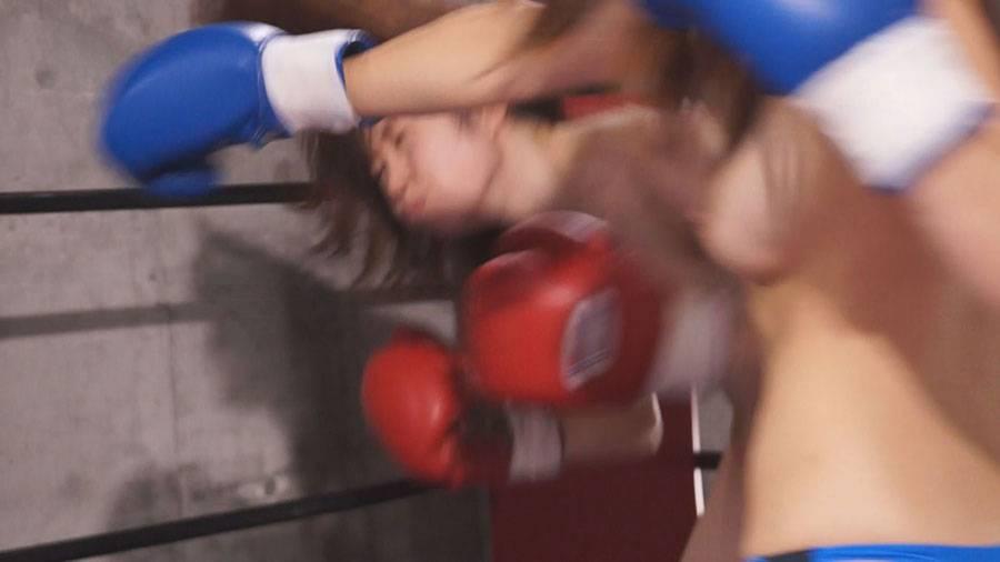 【HD】トップレスドミネーションボクシング 6【プレミアム会員限定】 サンプル画像03