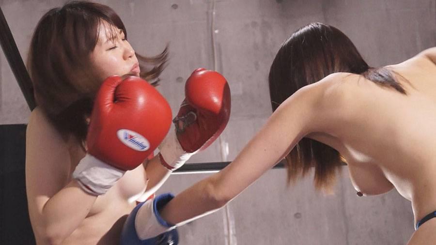 【HD】トップレスドミネーションボクシング 6【プレミアム会員限定】 サンプル画像04