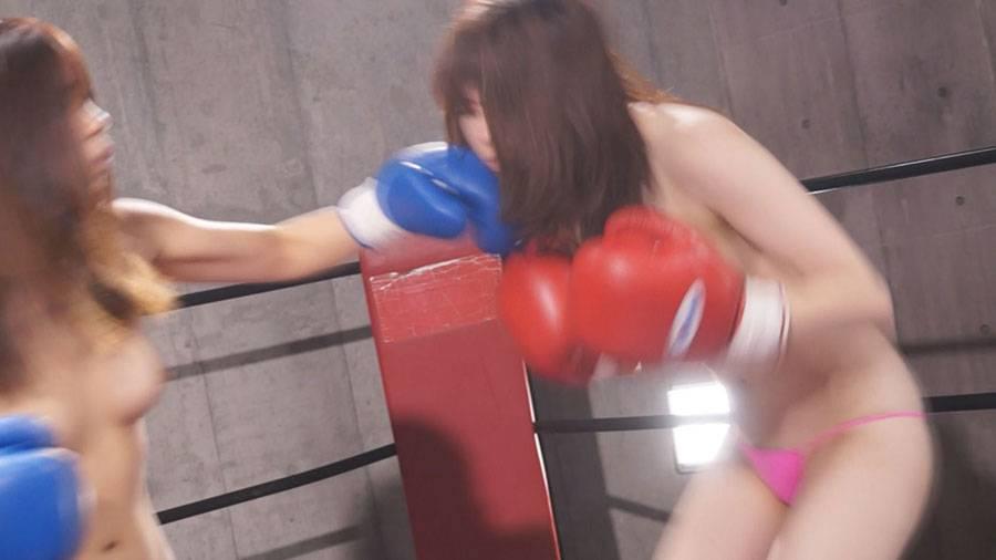 【HD】トップレスドミネーションボクシング 6【プレミアム会員限定】 サンプル画像05