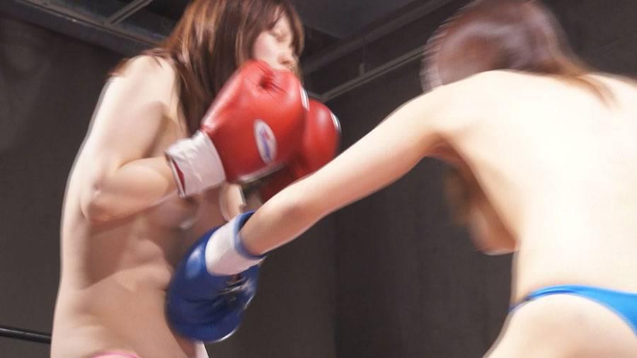 【HD】トップレスドミネーションボクシング 6【プレミアム会員限定】 サンプル画像10