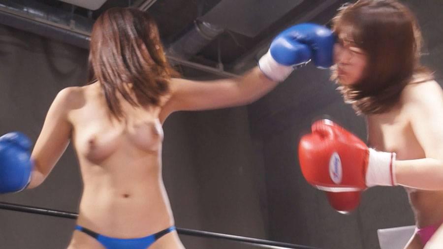 【HD】トップレスドミネーションボクシング 6【プレミアム会員限定】 サンプル画像11