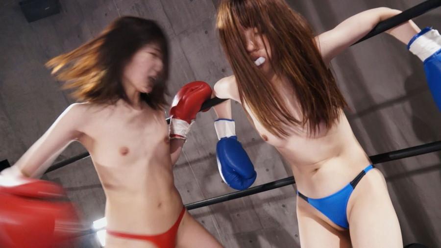 【HD】トップレスドミネーションボクシング 7【プレミアム会員限定】 サンプル画像02