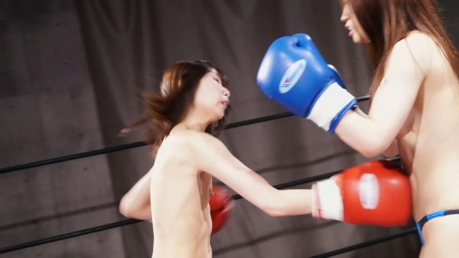 【HD】トップレスドミネーションボクシング 7【プレミアム会員限定】 サンプル画像07