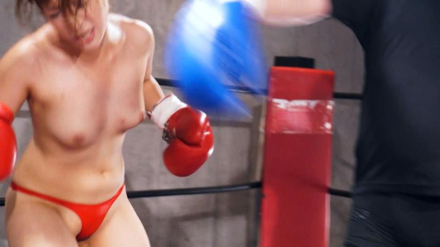 【HD】三好凪のトップレスMIXボクシング?トップレス女子ファイタースーパー列伝?【プレミアム会員限定】 サンプル画像02
