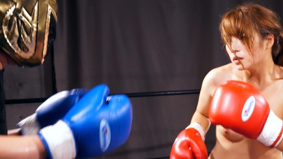 【HD】三好凪のトップレスMIXボクシング?トップレス女子ファイタースーパー列伝?【プレミアム会員限定】 サンプル画像04