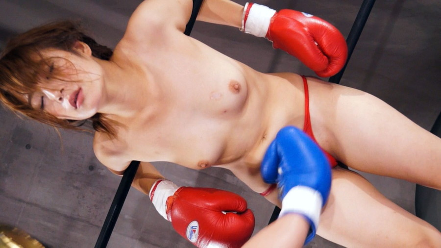 【HD】三好凪のトップレスMIXボクシング?トップレス女子ファイタースーパー列伝?【プレミアム会員限定】 サンプル画像09