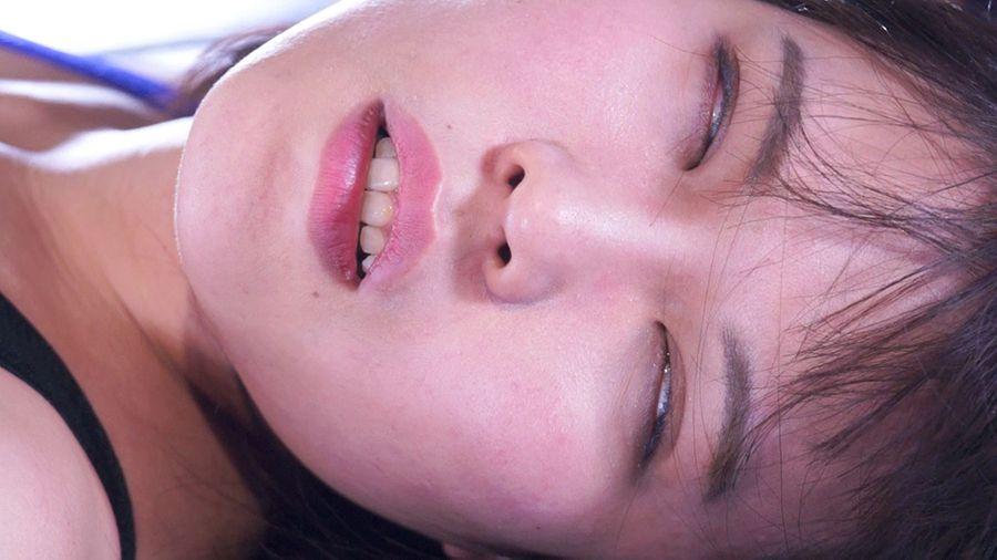 【HD】美女レスラーと接写戦! 人気ファイター 春埼 めい&桃井 桃登場! サンプル画像11
