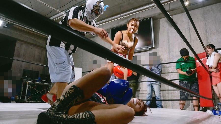 【HD】バトルワールドプロボクシング02【プレミアム会員限定】 サンプル画像10