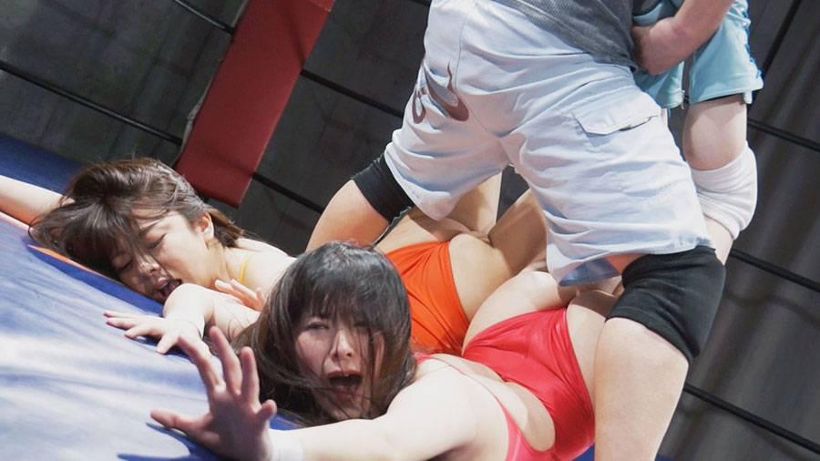 【HD】BWP インタージェンダー男勝ち Vol.14 変則タッグ編【プレミアム会員限定】 サンプル画像01