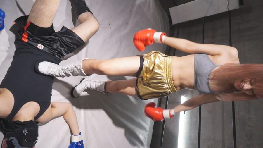 【HD】BWP Intergenderボクシング 女勝ち vol.1【プレミアム会員限定】 サンプル画像02