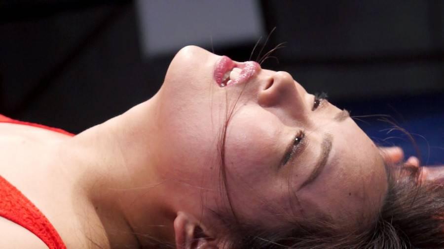 【HD】女子プロレスに挑戦7 サンプル画像04